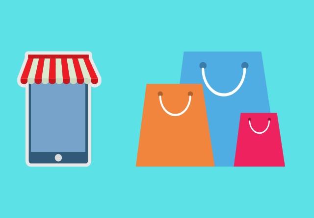 Tanto la tienda física como la tienda online tienen en internet un estupendo escaparate para publicitar los productos.