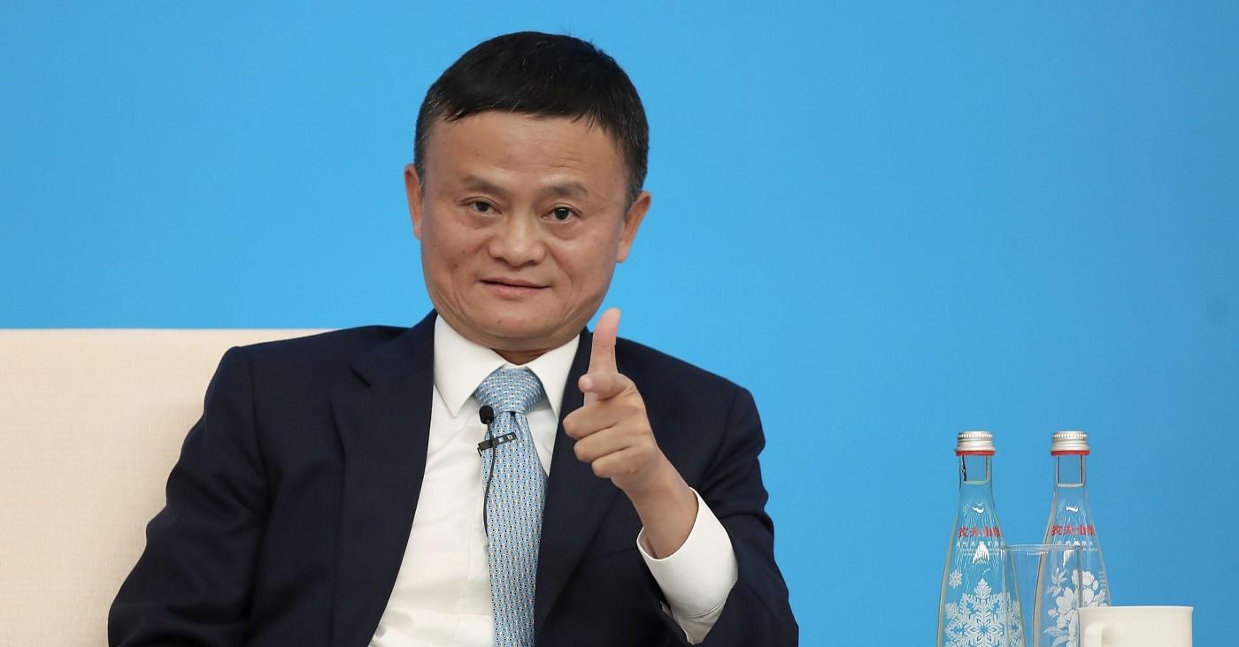 Jack Ma, cofudnador de Alibaba
