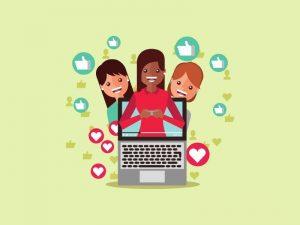 Campaña de marketing de influencers