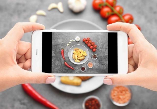 La calidad fotográficas es esencial en la gestión de redes sociales de restaurantes