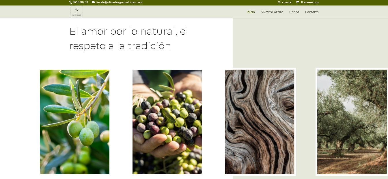 Tienda Online de Aceites de Oliva Virgen